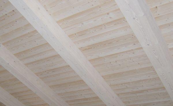 Strutture in legno spea tecnologie edili - Legno sbiancato tetto ...